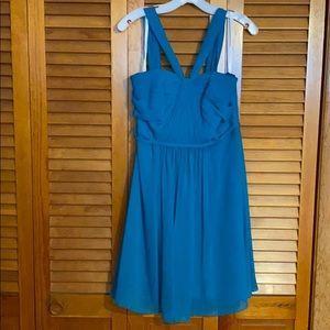 David's Bridal dress Oasis - Size 12